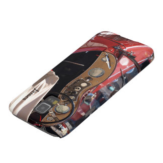 Red Classic Car Dashboard Personalized Galaxy S5 Cover