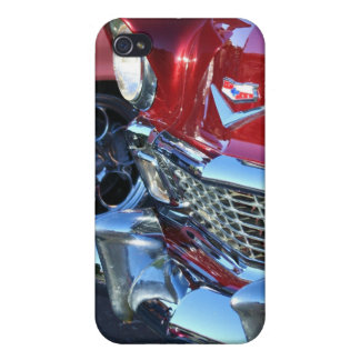 Red Classic Car  iphone 4 Speck Case iPhone 4 Covers