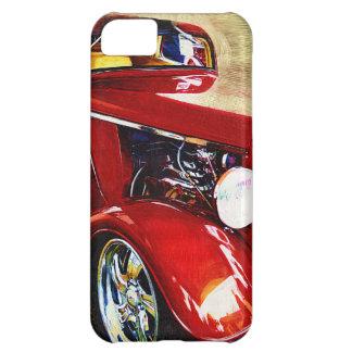 Red Classic Car Iphone 5 for Men iPhone 5C Case