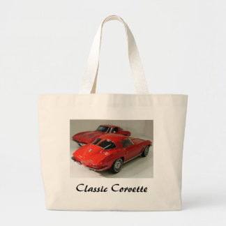 Red Classic Corvettes Bags