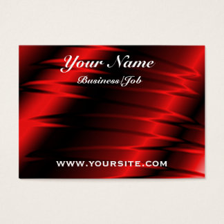 Red Claws Business Card