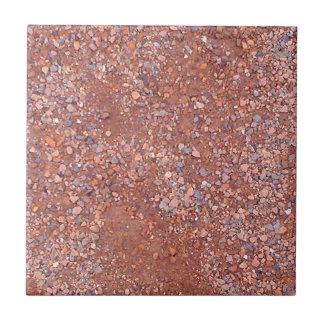 Red Clay Court, Gravel, Shale Stone Brick, Tennis Ceramic Tile