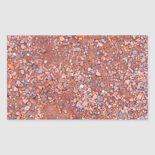 Red Shale Stone : Red clay court gravel shale stone brick tennis