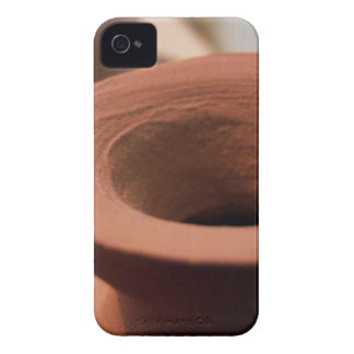 Red Clay Pottery Photography iPhone 4 Cases