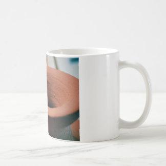 Red Clay Pottery Photography Coffee Mug