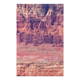 Red Cliff Horses Stationery