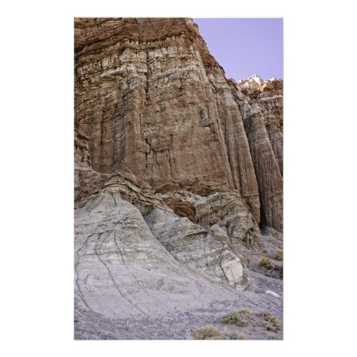 Red Cliffs 1 Stationery Paper