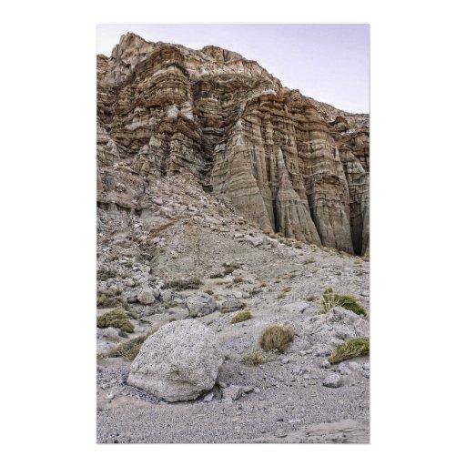 Red Cliffs 2 Stationery Design