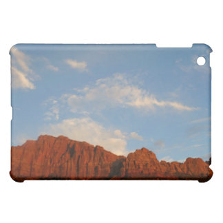 Red Cliffs of Zion Cover For The iPad Mini