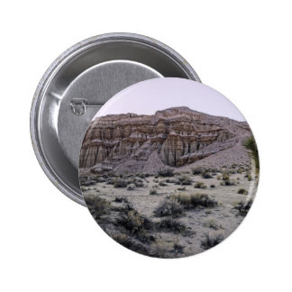Red Cliffs Panorama Pin