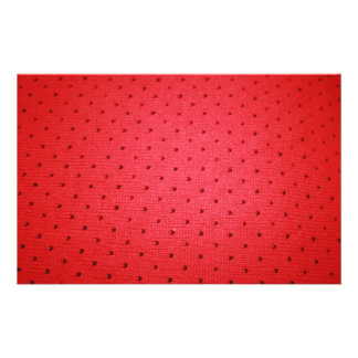 RED CLOTH Stationery