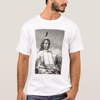 Red Cloud Chief (1822-1909) 1880 (b/w photo) T-Shirt
