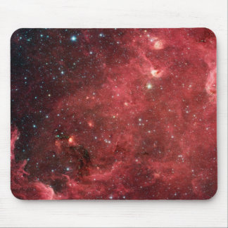 Red Cloud Mouse Pad