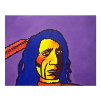 Red Cloud n by Piliero Card