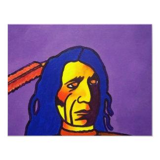 Red Cloud n by Piliero Card