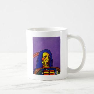 Red Cloud n by Piliero Coffee Mug