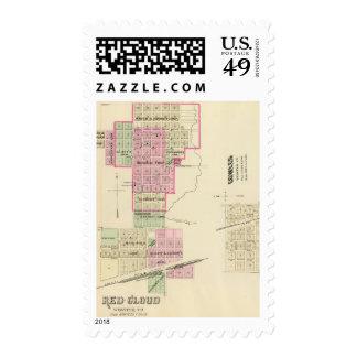 Red Cloud, Nebraska Stamps