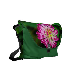 Red Clover Courier Bag