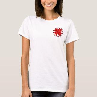 Red Clover Ribbon T-Shirt