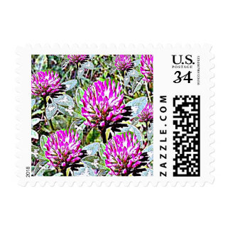 Red Clover (Vermont) Postage