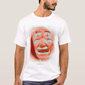 Red Clown  T-Shirt