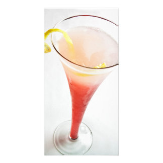 Red Cocktail 2 Card