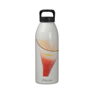 Red Cocktail 2 Drinking Bottle