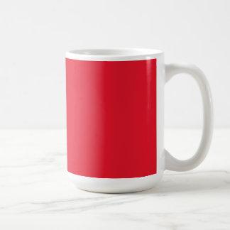 Red Color Coffee Mug