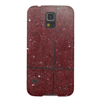 red colored tiles galaxy s5 case