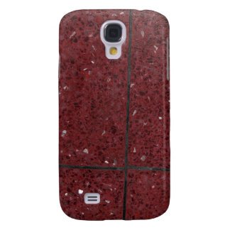 red colored tiles galaxy s4 cover