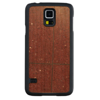 red colored tiles carved® cherry galaxy s5 case