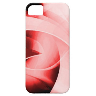 RED COLORFUL ABSTRACT BACKGROUND VECTOR ILLUSTRATI iPhone 5 CASE