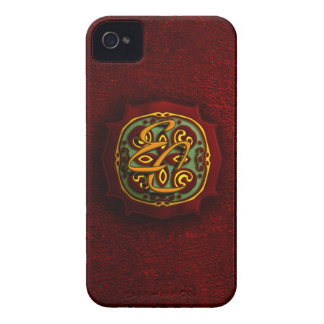 Red Concrete iPhone 4 Cover
