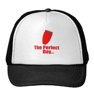 Red Conga Trucker Hat
