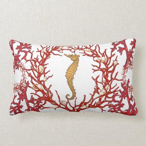 Sea Life Pillows, Sea Life Throw Pillows