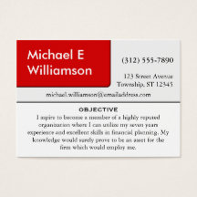 resume cards