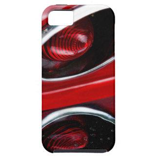 Red Corvette Stingray iPhone 5 Cases