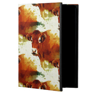 Red Cow Painting Powis iPad Air 2 Case