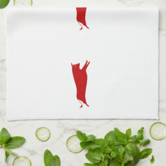 Red Cow Towel