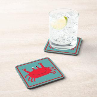 Red Crab Coaster