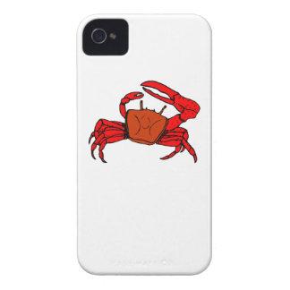 Red Crab iPhone 4 Case
