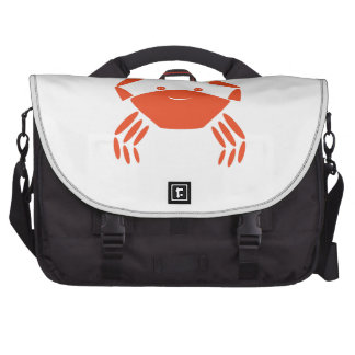 Red Crab Bag For Laptop