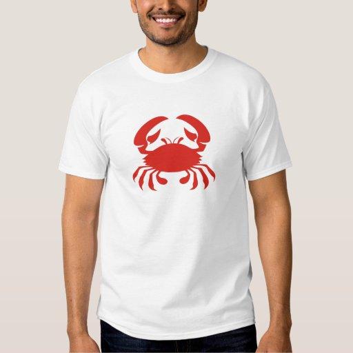 Red Crab Logo Shirt