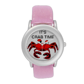Red Crab Watch