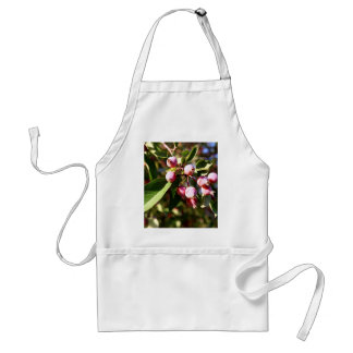 Red Crabapples Adult Apron