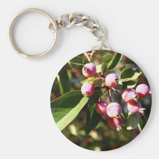 Red Crabapples Keychain