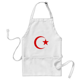 Red Crescent & Star.png Aprons