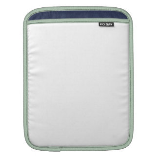 Red Crescent Star png iPad Sleeves