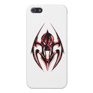 RED CREST COVER FOR iPhone SE/5/5s