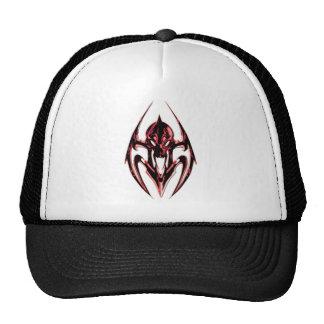 RED CREST TRUCKER HAT